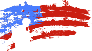 Logo of America Salutes You (Variant B)
