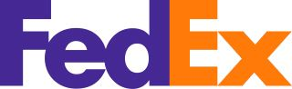 Logo of FedEx