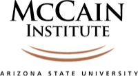 Logo of McCain Institute