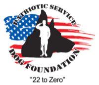 Logo of Patriotic Service Dog Foundation