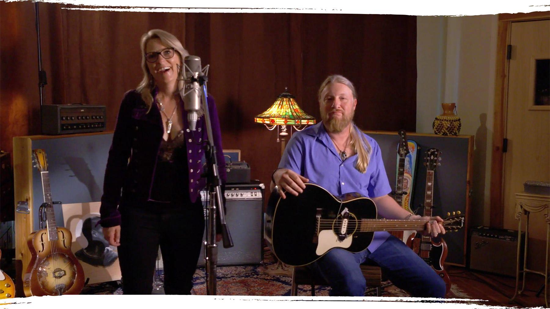 Derek and Susan: Guitar Legends 4